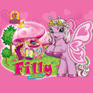 Лошадки Filly