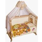 Комплекты в кроватку 7 предметов
