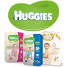 Подгузники и трусики Huggies (Хаггис)