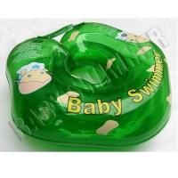 Круг на шею для купания 3-12 кг (0-24 мес) Baby Swimmer