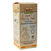 Прокладки для кормящих мам, 30 шт., Babyline 208026