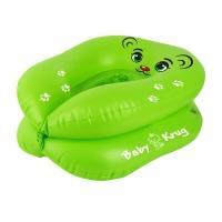 Горшок надувной зеленый Baby-Krug
