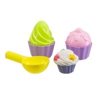 """Набор для игр с песком Happy Baby """"CAKE"""" 330401"""