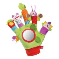 Развивающая рукавичка-кукольный театр Happy Baby 330353
