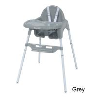 Стульчик с регулировкой по высоте Lorelli Amaro Grey 0001