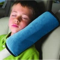 Подушка на ремень Сплюшка Голубой PB022