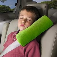 Подушка на ремень Сплюшка Зеленый PB022