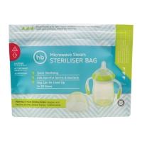 Пакеты для стерилизации в микроволновой печи Happy Baby 33009