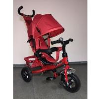 Велосипед на надувных колесах Mini Trike 950D КРАСНЫЙ (КРАСНЫЙ РАМА)