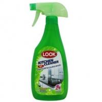 """Средство чистящее для кухни, спрей, 500 мл. LION """"LOOK"""""""