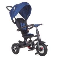 СКЛАДНОЙ велосипед на надувных колесах RITO QPLAY голубой BLUE