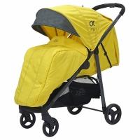 Прогулочная коляска Rant ALFA Alu (Yellow)