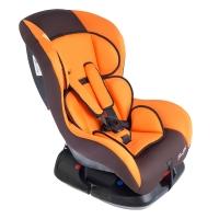 Автокресло 0-18 кг BAMBOLA Bambino оранжево/коричневый KRES2307