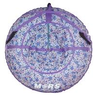 Тюбинг (оболочка, камера, упаковочная сумка) D110 см, СИРЕНЬ сн030.110