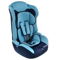 Автокресло 9-36 кг Bambola PRIMO Т.синий/Бирюзовый KRES2320