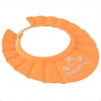 BABY-KRUG Козырек для купания Оранжевый