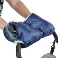 BAMBOLA Муфта с карманом на молнии Темно Синяя 111В
