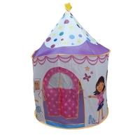 Ching Ching Игровой дом + 100 шаров  (домик принцессы)  CBH-16