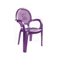 Dunya Plastik Детский стульчик фиолетовый 06206