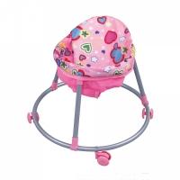 FEI LI TOYS Кукольные ходунки 34х34х30 см, розовый, FL995