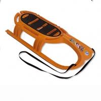 KHW Санки детские Snow Tiger оранжевый 21505