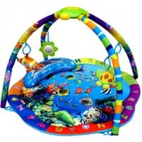 La-Di-Da Развив. коврик Подводный мир (свет,музыка) PM-T-1-80701