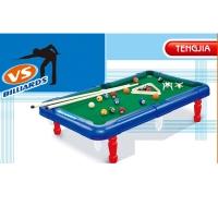 XIONG CHENG Игровой набор БИЛЬЯРД 76x37,5x4,5 см арт. 628-05A