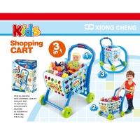 XIONG CHENG Тележка для супермаркета BOY 65,5х55х49,5 см арт. 008-903А