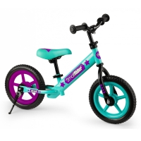 "Беговел Small Rider Drive 2 EVA (""Драйв 2"") аква-пурпурный"