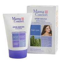 """Крем-маска от вып. и ломк. волос""""MAMA COM.FORT"""",100 мл,Наша Мама 0272-1"""