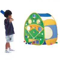 Игровой складной дом + 100 шаров Baseball (+бейсбол) Calida 661
