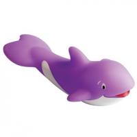 """Игрушка для ванны """"Добрый кит"""", 1 шт., ПОМА 2119"""