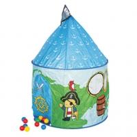 """Игровой складной дом """"Пираты"""" + 100 шаров"""
