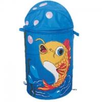 Корзина для игрушек Золотая рыбка 419
