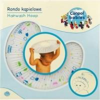 Ободок защитный для мытья волос, 2/540, Canpol Babies