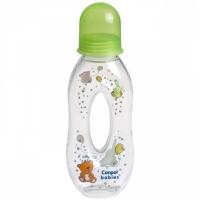 Бутылочка тритановая фигурная, 250 мл, 56/200, Canpol Babies