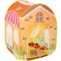 Игровой складной дом + 100 шаров (Вилла) Calida 686