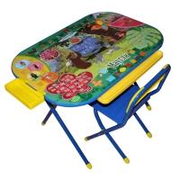 """Детская складная мебель """"Дэми"""" набор №3 """"Дошколенок"""""""