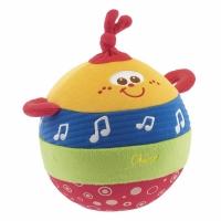 """Игрушка развивающая """"Мягкий мячик музык."""", Chicco 00905"""