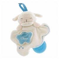 """Игрушка мягкая Овечка """"Sweet Love Lamb"""", Chicco 60065"""