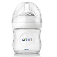 Бутылочка для кормления, 125 мл, Avent Natural 86025