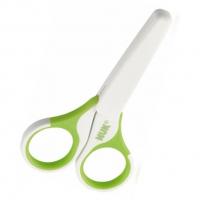 Ножницы детские с защитным колпачком, NUK 10.256.257