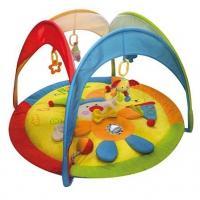 Развивающий коврик В цирке, Calida CD-PM0064