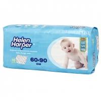 Пеленки детские впитывающие 60х90 см, 10 шт, Helen Harper 96292093