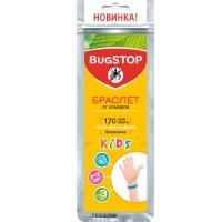 Браслет от комаров BugSTOP KIDS 1 шт 170 ч. защиты 420052