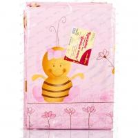 """Комплект постельного белья 3 предмета """"Веселые пчелы"""" арт. 10062"""