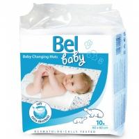 Детские одноразовые пеленки 60х60 см, 10 шт, 1619607, Bel Baby