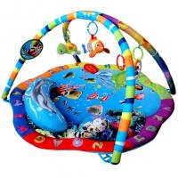 "Развивающий коврик ""Подводный мир"" PM 80701, La-Di-Da"