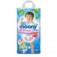 Трусики для мальчиков MOONY, размер L,  9-14 кг, 44 шт (ДИСНЕЙ)