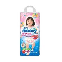 Трусики для девочек MOONY, размер XL, 12-17 кг, 38 шт (ДИСНЕЙ)